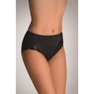 Моделиращи черни бикини с висока талия Venus