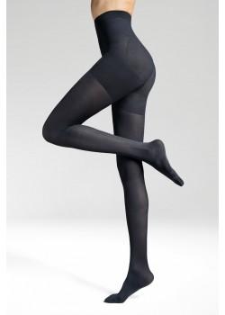 Антицелулитни чорапогащи в черен цвят 20 DEN Nero