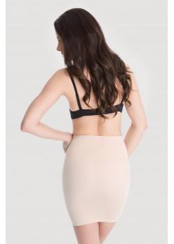 Моделираща пола в телесен цвят