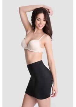 Моделираща пола в черен цвят