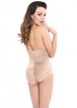 Моделиращи бикини с висока талия Mesh