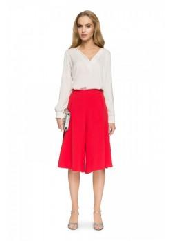 Елегантна блуза с дълъг ръкав S035
