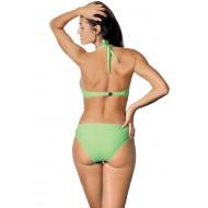 Цял бански костюм в зелен цвят Anabella M-425-1