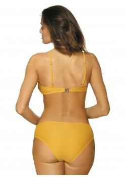 Бански костюм от две части в жълто Violetta M-476-2