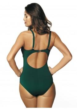 Цял бански костюм в зелено Wilma M-497-1