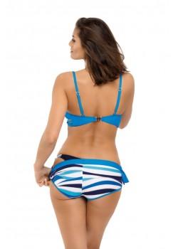 Бански костюм в син цвят Angelina M-544-7