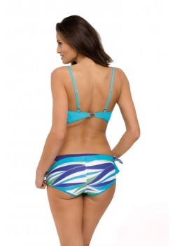 Бански костюм в морско син цвят Angelina M-544-2
