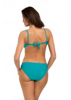 Цял бански костюм в зелен цвят Belinda M-548-4