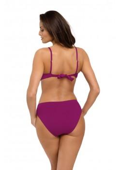 Цял бански костюм в цвят ягода Belinda M-548-8