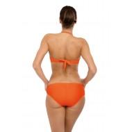 Оранжев бански костюм от две части Cameron M-523-12