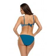 Цял бански костюм в морско синьо Evelyn M-530-7