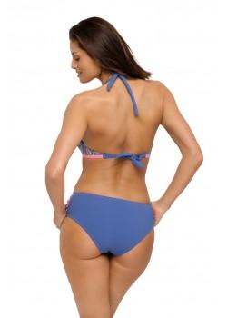Цял бански костюм в светлосин цвят Florence M-507-3
