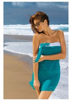 Плажна туника в зелено Mia M-241-310