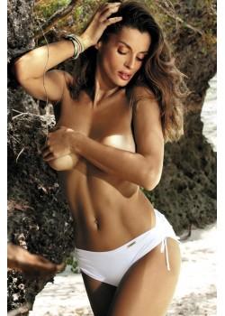 Плажни бикини в бяло Cindy M-04-2