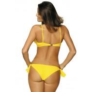 Цял бански костюм в жълто Carmen M-468-1