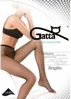 Чорапогащник на мрежа в черен цвят Brigitte Nero