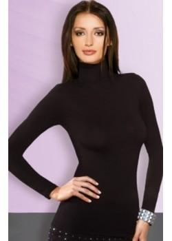 Дамско поло в черен цвят Kimi