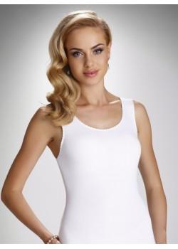 Дамски потник в бял цвят Tania