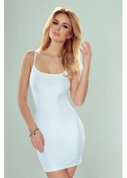Еротична бяла рокля Viena