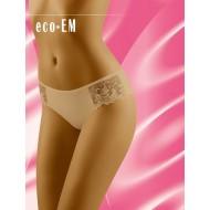Гладки бикини в бежово Eco-Em