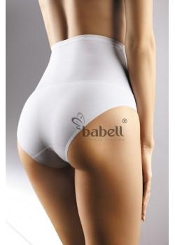 Моделиращи бикини с висока талия в бяло