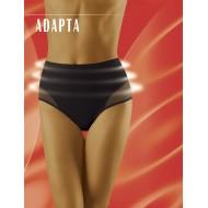 Моделиращи бикини с висока талия в черно Adapta