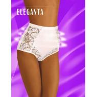Моделиращи бикини в бял цвят Eleganta