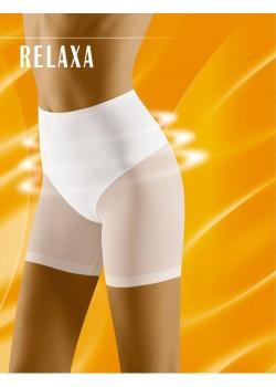 Моделиращи клин-бикини в бяло Relaxa