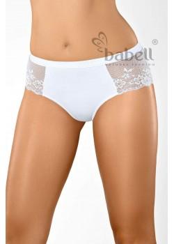 Памучни бикини в бял цвят