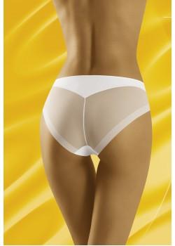Гладки бикини в бял цвят Eywa