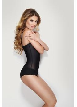 Моделиращо боди в черен цвят Glam Body