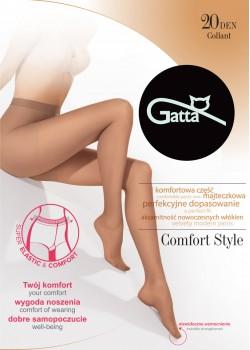 Чорапогащи 5XL Comfort Style в цвят графит 20 DEN