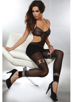 Секси клин в черен цвят Rakel