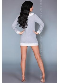 Дамска блуза в сиво Maristela