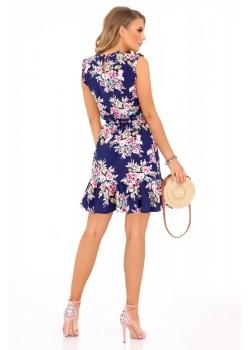 Елегантна мини рокля Treesea