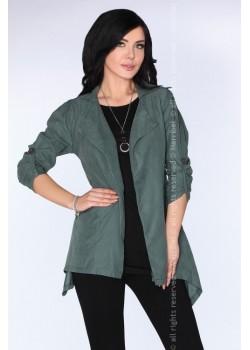 Асиметрично дамско сако CG026