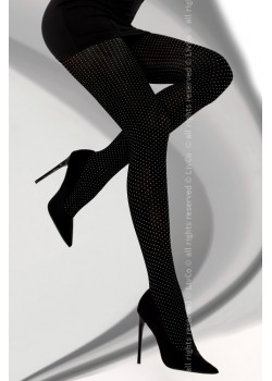 Чорапогащник в черен цвят Millaray 40 DEN