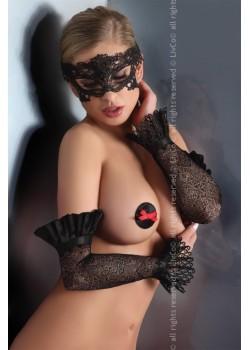 Еротични дантелени ръкавици