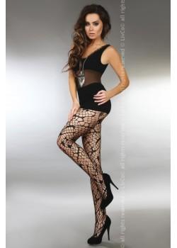 Секси чорапогащник на едра мрежа Aliza