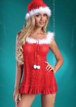 Секси коледен костюм Christmas Bell