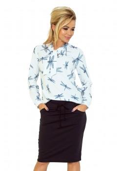 Дамска риза с връзка 140-1