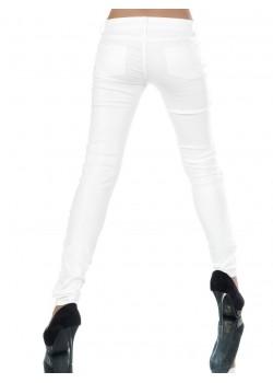 Дамски панталон с ниска талия