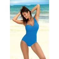 Цял бански костюм Gabrielle M-543-18 в син цвят
