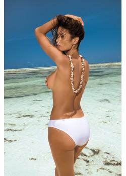 Плажни бикини в бяло Aurora M-01-2